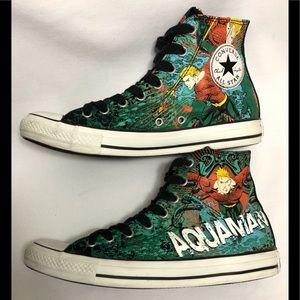 Converse All Star Chuck Taylor Aquaman Sneakers